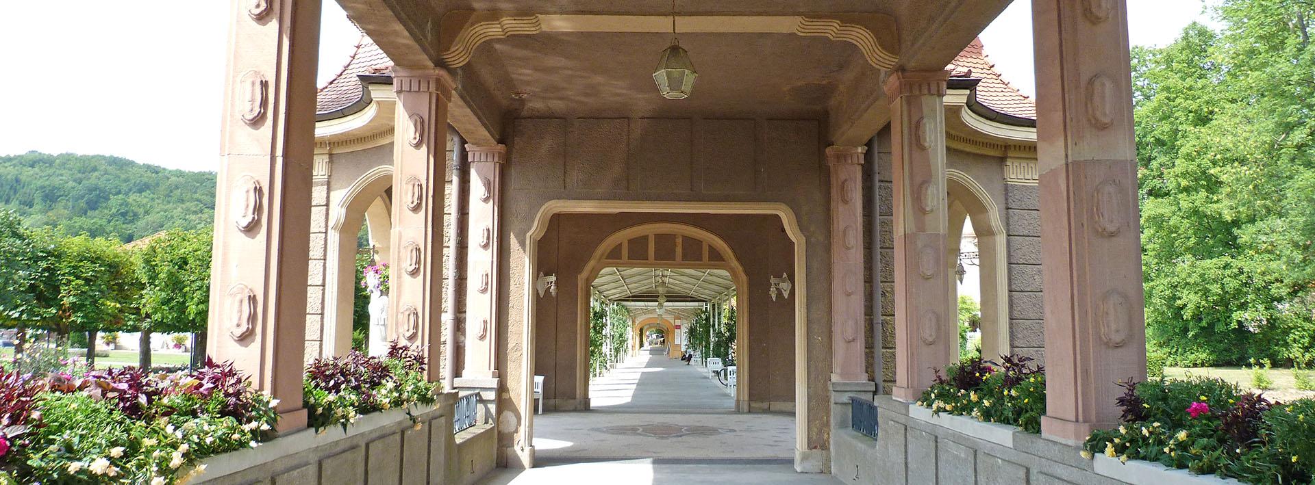 Historisches Palais Bad Brückenau
