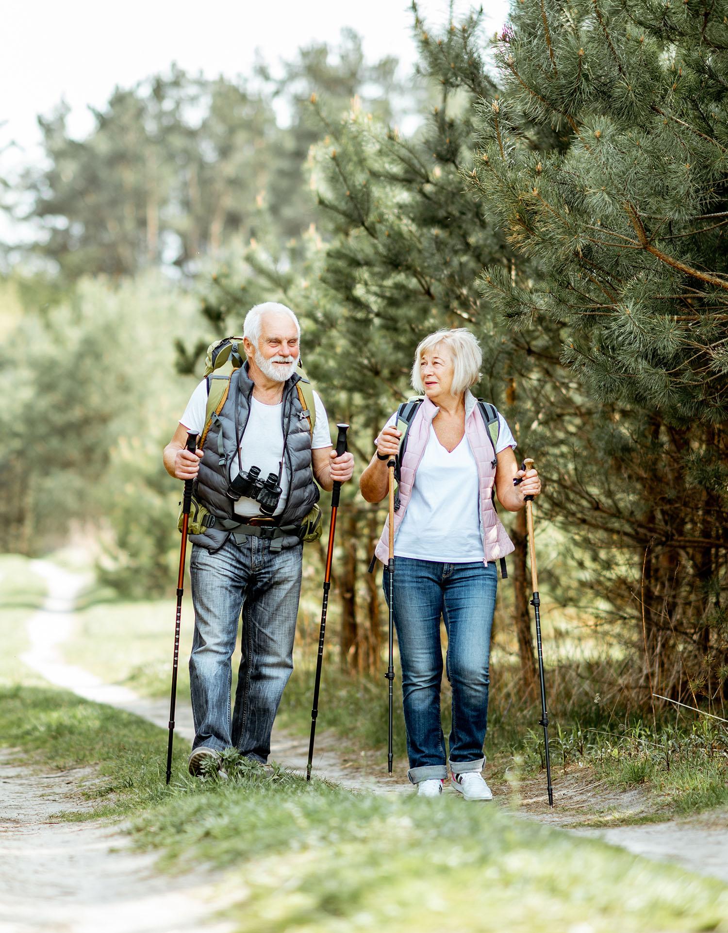 Wandern bei Bad Brückenau