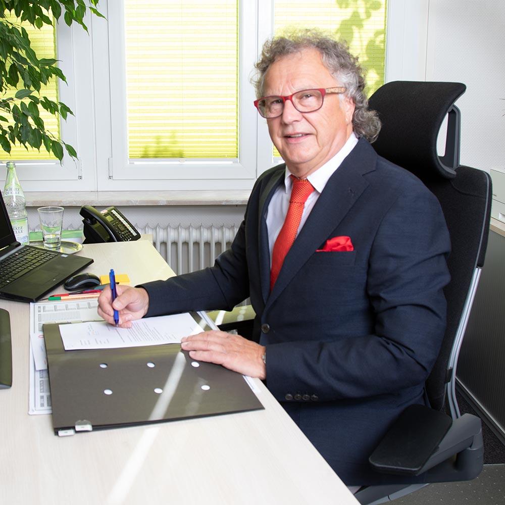 Hans-Karl Diedrich Geschäftsführer