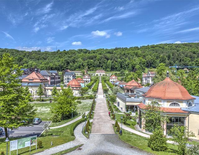 Kurpark Bad Brückenau