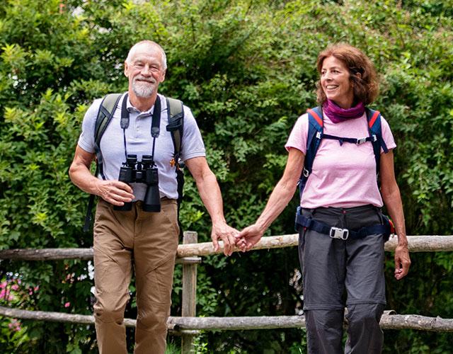 Seniorenwandern